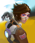 Tracer by GaryTrump