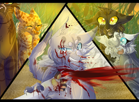 Stonefur's Death (Warrior Cats) by WarriorCat3042