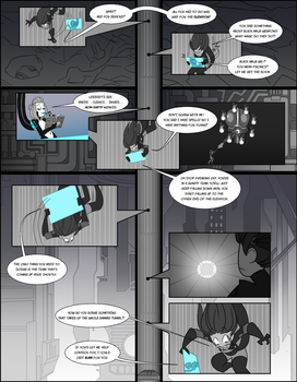 Tower Tournament Round 2: Page 9 [Ominai] by Raxion