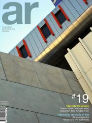 Architectural Review Cover by sarkastik