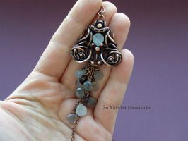 pendant Waterfall 2 by MDorothy