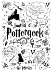 A Pottergeek's Diary - Inside Cover by mistressmariko