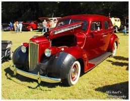 A 1940 Packard by TheMan268