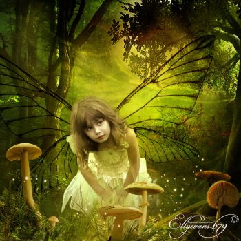 Fairy Forest 3 by Ellyevans679