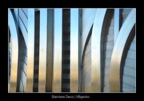 Stainless Deco by vbgecko