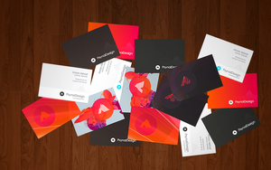 PsynaiDesign Business Card 3 by sinan