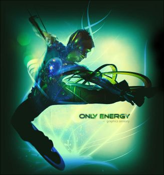 Only Energy by blo0dyblack