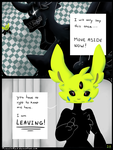 Masks: Chapter 1 page 28 by RozalinRed