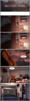 Life Is Strange - Max Vs Early Morning by Rastifan
