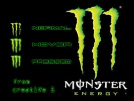 Monster from creatiVe5 by creatiVe5