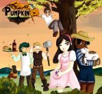 Pumpkin Online Group concept art by Pumpkin-Online