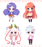 batch 6 [simple chibi commission] by Antay6009
