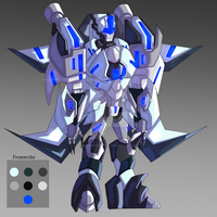 Froststrike(MTMTE OC) by Madnessgrowl