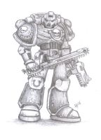 Space Marine by CodenameOXIDE