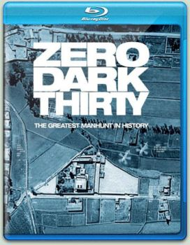 Cover art - Zero Dark Thirty by jasonh1234