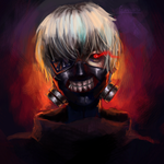 Kaneki Ken Fan Art by Glamra