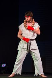 Master Ryu Cosplay 2 by TRADT-PRODUCTION