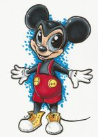 MickeyMouse by TinyUnicornFarm