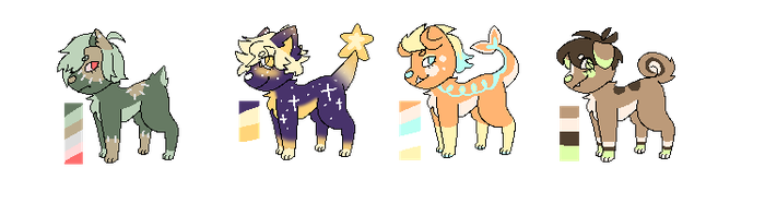 random adopts (OPEN) by helpoursoulss
