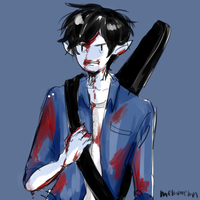 Bloody Marshall by memmemn