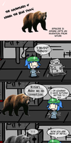 The Adventures of Kenma The Bear Youkai Episode 3 by Spaztique
