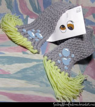 Derpy Hooves Scarf 1 by SmilingMoonCreations