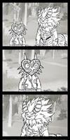 BotO 35 - Majora's mask by Zack113