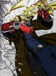 Grifter color 1 by DiMaio