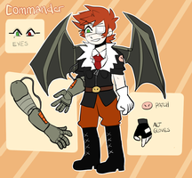 commander ref by onetts