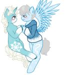 DIGITAL-Snow Spell x Frozen Frost-Contest Entry by Stella-Stars