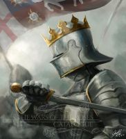 Richard III At The Battle of Bosworth by Entar0178