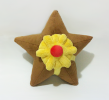 Staryu Plush by SewnRiver