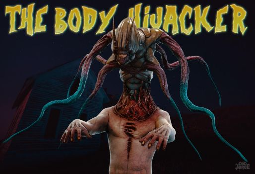 The BodyHighJacker by Bloodsicked