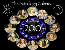 Astrology Calendar by Terrauh