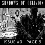 Shadows of Oblivion #0 p9 update by Shono