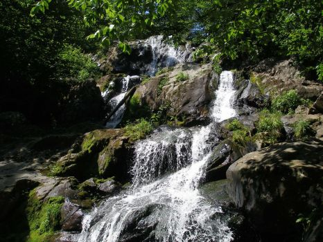 Waterfall 5 by Tejal