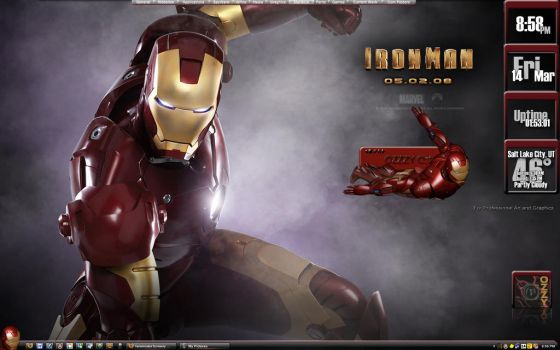 IronMan by sleepydawg