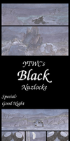 YTWC's Black: Good Night by Yamashita-akaDoragon