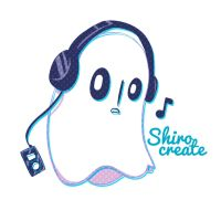 Napstablook - Undertale by Shirocreate