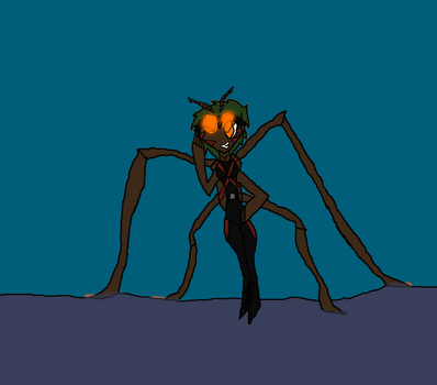 Streeda the Water Strider Insectica by Ryou-Bakura-154
