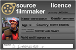 Meh Source Filmmaker Licence by SirFoxworth