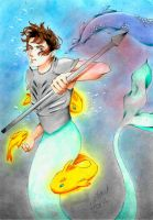 Merman by SallyCoco