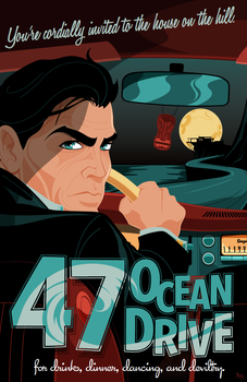 47 Ocean Drive by MikeMahle