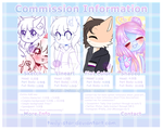 Commission info~! [OPEN] by Twily-Star