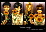 Saiyuki Gaiden Wallpaper by x-earisu-x