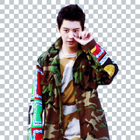 PNG Chanyeol by piibubble141