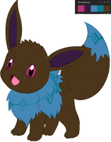Eevee Adopt, 3 points .::CLOSED::. by MadnessOfMana