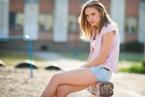 Walking with Inna (3) by platen