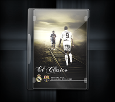 El Clasico: Barca vs. Real by Rzr316