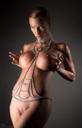 Chained Glamour by BrianMPhotography